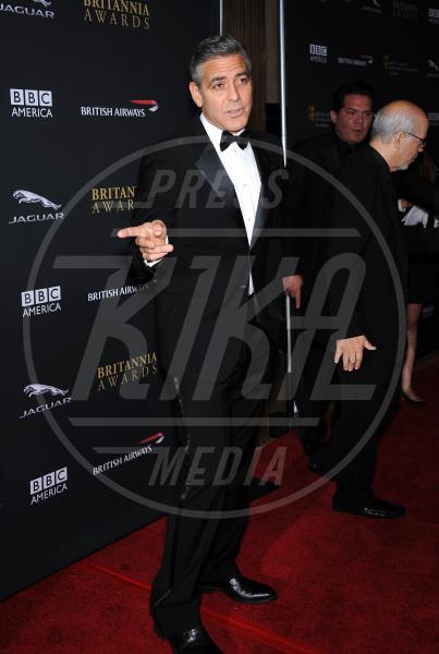 George Clooney - Los Angeles - 13-11-2013 - Amici mai, per chi si odia come noi!