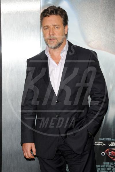 Russell Crowe - Los Angeles - 13-11-2013 - Amici mai, per chi si odia come noi!