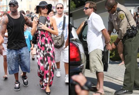 James Rainford, Paris Hilton - Malibu - 04-07-2011 - Jennifer Lopez perseguitata da uno stalker per mesi