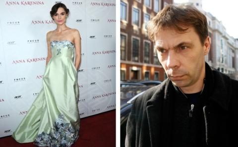 Marek Daniluk, Keira Knightley - Londra - 05-03-2010 - Jennifer Lopez perseguitata da uno stalker per mesi