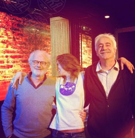 Elisabetta Canalis - Los Angeles - 13-11-2013 - Dillo con un tweet: Asia Argento, che bomba sexy!