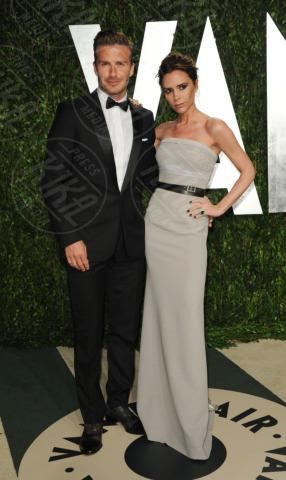 David Beckham, Victoria Beckham - West Hollywood - 26-02-2012 - I Beckham traslocano a casa di Gianni Versace