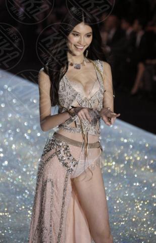 Sui He - New York - 13-11-2013 - Victoria's Secret: più belli gli Angeli o... i reggiseni?