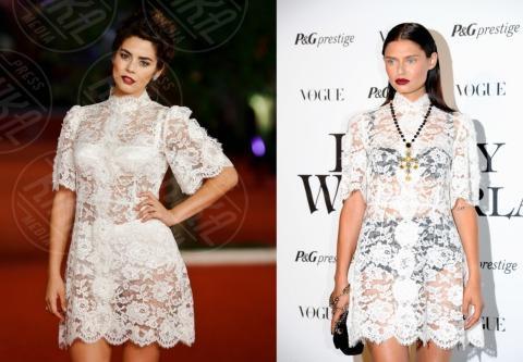 Lorenza Izzo, Bianca Balti - 14-11-2013 - Lorenza Izzo e Bianca Balti: chi lo indossa meglio?