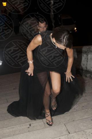 Claudia Galanti - Roma - 13-11-2013 - Star come noi: mamma che capitombolo!
