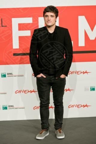 Josh Hutcherson - Roma - 13-11-2013 - Festival di Roma: finalmente la tanto attesa Jennifer Lawrence