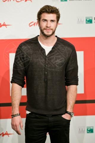 Liam Hemsworth - Roma - 13-11-2013 - Festival di Roma: finalmente la tanto attesa Jennifer Lawrence