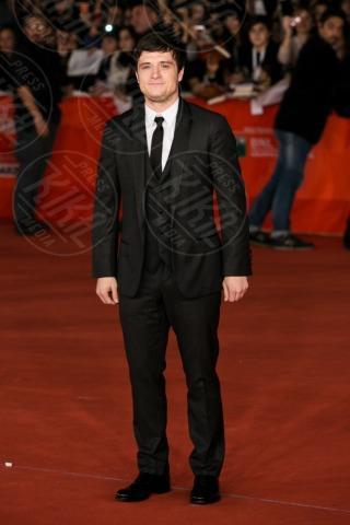Josh Hutcherson - Roma - 13-11-2013 - Festival di Roma: delirio per Jennifer Lawrence