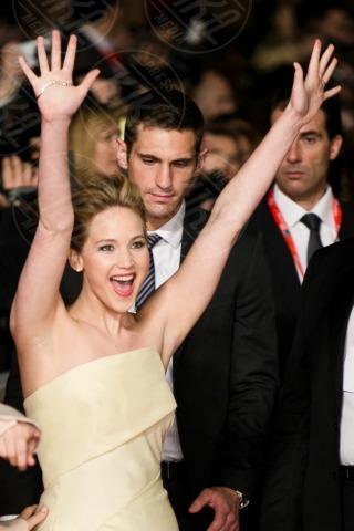 Jennifer Lawrence - Roma - 13-11-2013 - Festival di Roma: delirio per Jennifer Lawrence