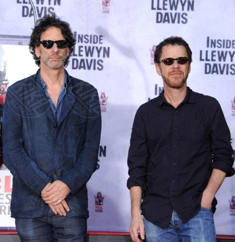 Ethan Coen, Joel Coen - Hollywood - 14-11-2013 - John Goodman lascia l'impronta su Hollywood
