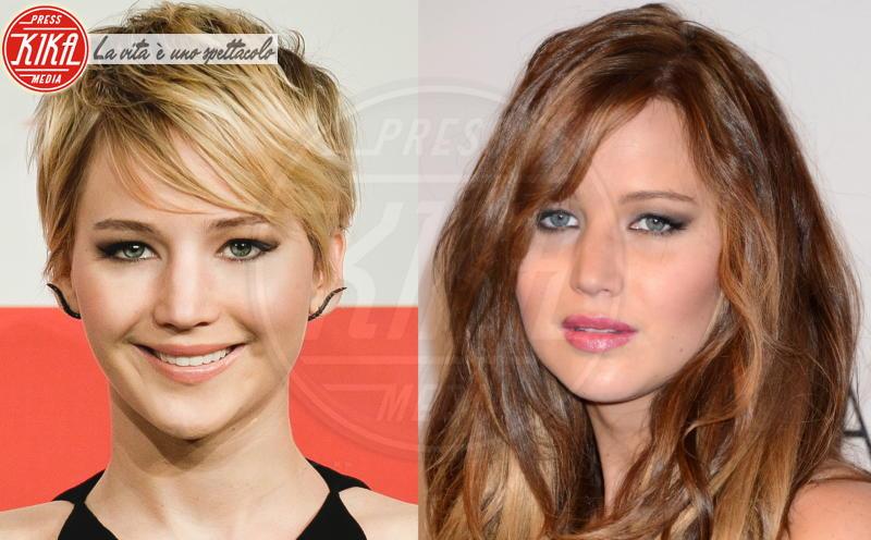 Jennifer Lawrence - 15-11-2013 - Quando le celebrity ci danno un taglio… ai capelli!