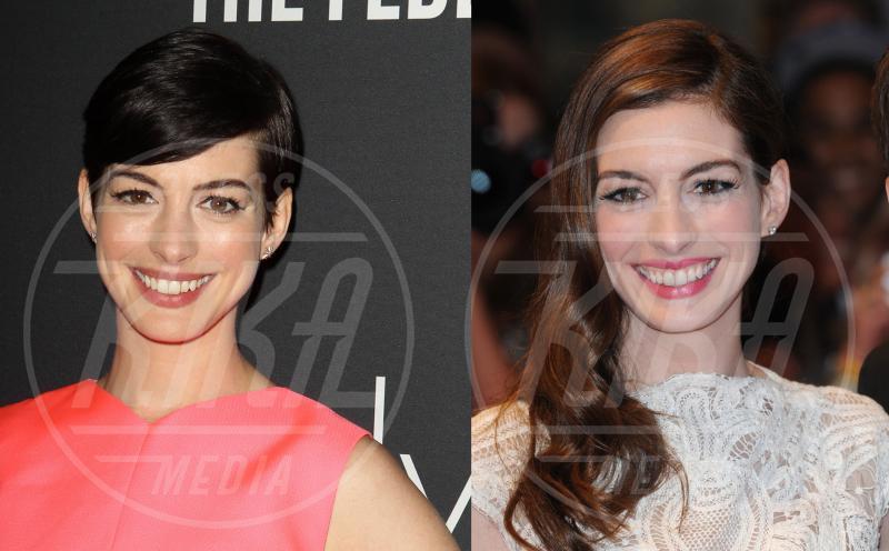 Anne Hathaway - 15-11-2013 - Quando le celebrity ci danno un taglio… ai capelli!