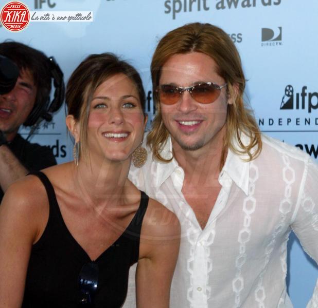 Jennifer Aniston, Brad Pitt - 22-03-2003 - Addio Brangelina: tutte le storie precedenti