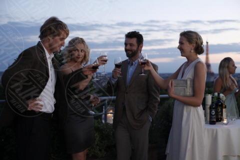 Michael Sheen, Rachel McAdams, Owen Wilson - Parigi - 27-02-2013 - Ryan Gosling torna tra le braccia di Rachel McAdams