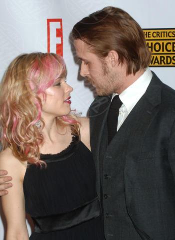 Rachel McAdams, Ryan Gosling - Santa Monica - 12-01-2007 - Ryan Gosling torna tra le braccia di Rachel McAdams