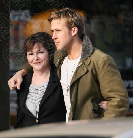 Donna Gosling, Ryan Gosling - New York - 01-01-2012 - Ryan Gosling torna tra le braccia di Rachel McAdams