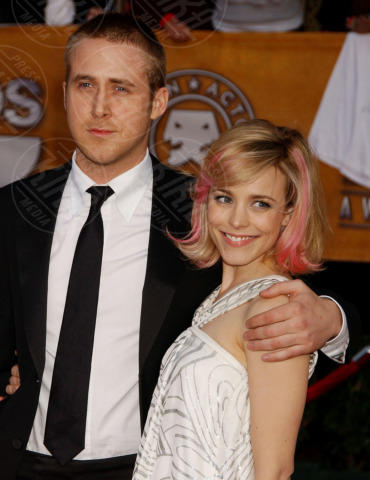 Rachel McAdams, Ryan Gosling - Los Angeles - 28-01-2007 - Ryan Gosling torna tra le braccia di Rachel McAdams