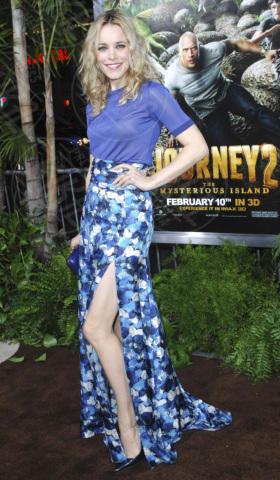Rachel McAdams - 02-02-2012 - Ryan Gosling torna tra le braccia di Rachel McAdams
