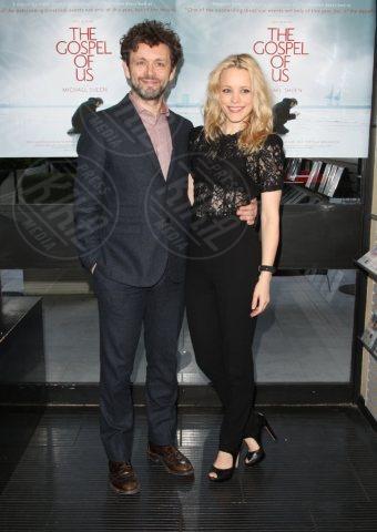 Michael Sheen, Rachel McAdams - Londra - 11-04-2012 - Ryan Gosling torna tra le braccia di Rachel McAdams