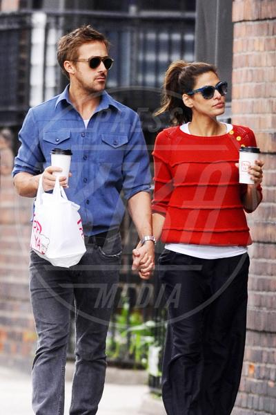 Ryan Gosling, Eva Mendes - New York - 10-05-2012 - Ryan Gosling torna tra le braccia di Rachel McAdams