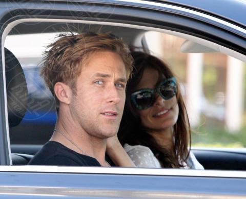 Ryan Gosling, Eva Mendes - Los Angeles - 16-10-2011 - Ryan Gosling torna tra le braccia di Rachel McAdams