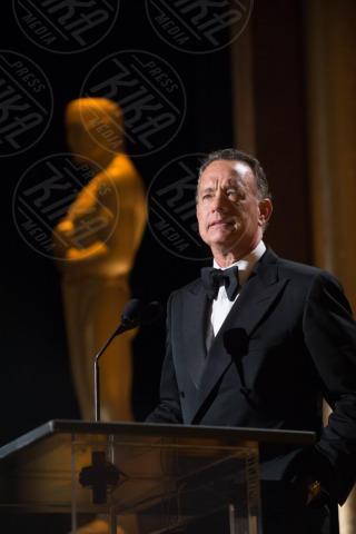 Tom Hanks - Hollywood - 16-11-2013 - Angelina Jolie premiata per il suo impegno umanitario