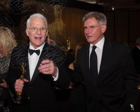 Steve Martin, Harrison Ford - Hollywood - 16-11-2013 - Angelina Jolie premiata per il suo impegno umanitario