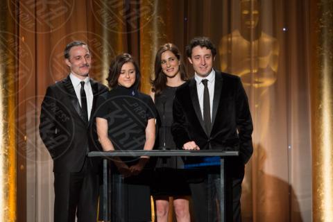 Nikola Djuricko, Milos Timotijevic, Zana Marjanovic, Vanesa Glodjo - Hollywood - 16-11-2013 - Angelina Jolie premiata per il suo impegno umanitario
