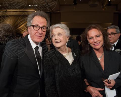 Angela Lansbury, Jacqueline Bisset, Geoffrey Rush - Hollywood - 16-11-2013 - Angelina Jolie premiata per il suo impegno umanitario