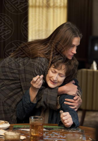 Meryl Streep, Julia Roberts - Streep-Roberts: madre e figlia in August: Osage County