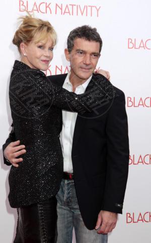 Antonio Banderas, Melanie Griffith - New York - 19-11-2013 - Melanie Griffith chiede il divorzio da Antonio Banderas