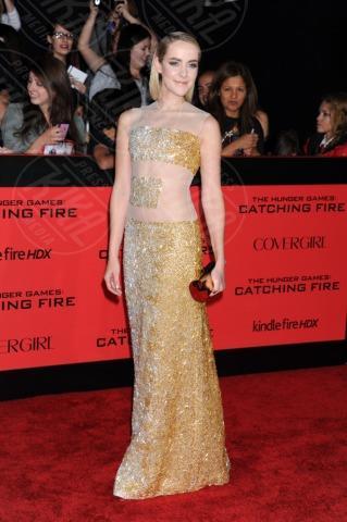 Jena Malone - Hollywood - 19-11-2013 - Avvolte in una nuvola di tulle e sotto… la lingerie!