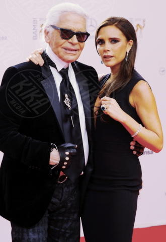 Karl Lagerfeld, Victoria Beckham - Berlino - 14-11-2013 - Karl Lagerfeld, ecco le sue ultime volontà