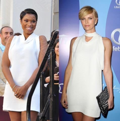 Jennifer Hudson, Charlize Theron - 19-11-2013 - Jennifer Hudson e Charlize Theron: chi lo indossa meglio?