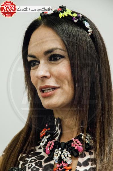 Maria Grazia Cucinotta - Milano - 19-11-2013 - Il leopardo non si ammaestra, si indossa