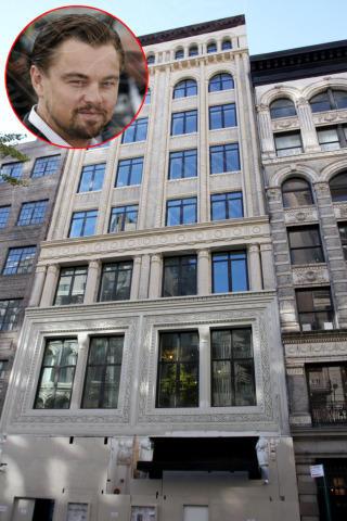 Leonardo DiCaprio - New York - 19-11-2013 - Leonardo DiCaprio: una casa per restare giovane per sempre