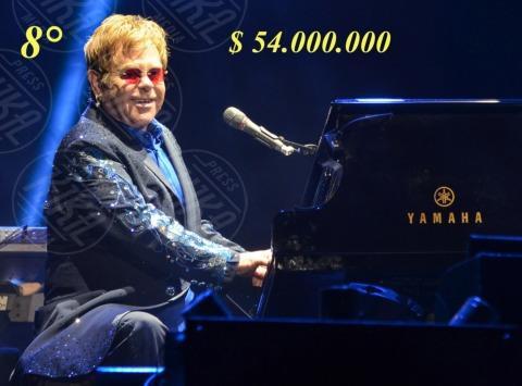 Elton John - 08-09-2013 - Madonna batte Gaga: è lei la musicista più ricca per Forbes