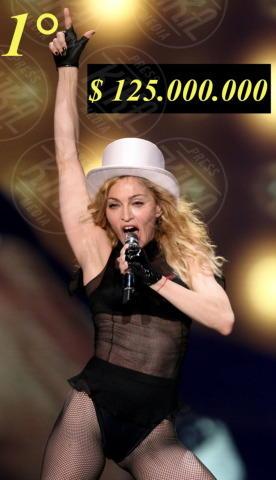 Madonna - Los Angeles - 13-07-2011 - Madonna batte Gaga: è lei la musicista più ricca per Forbes