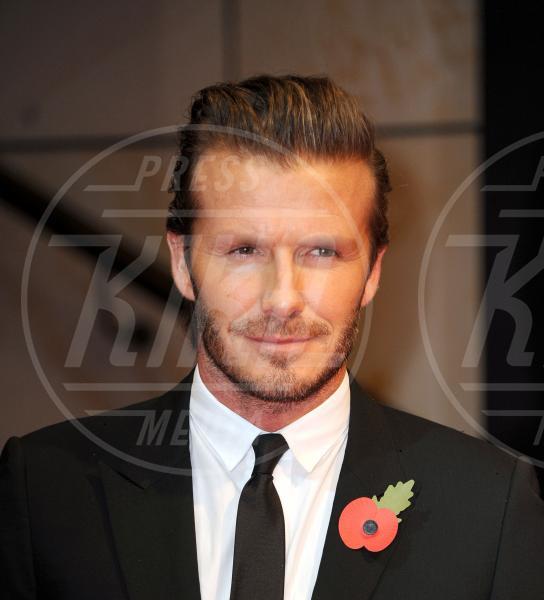 David Beckham - Berlino - 07-11-2013 - Miley Cyrus sorprende ancora: senza sopracciglia su Twitter