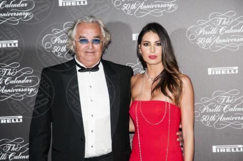 Elisabetta Gregoraci, Flavio Briatore - Milano - 21-11-2013 - La celebrity imbucata ha l'espulsione assicurata!