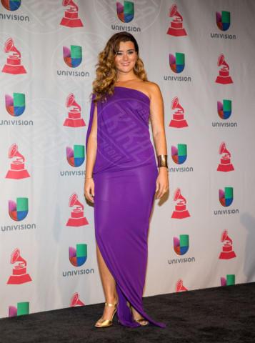 Cote de Pablo - Las Vegas - 21-11-2013 - Per il 2014, le celebrity scelgono il colore viola