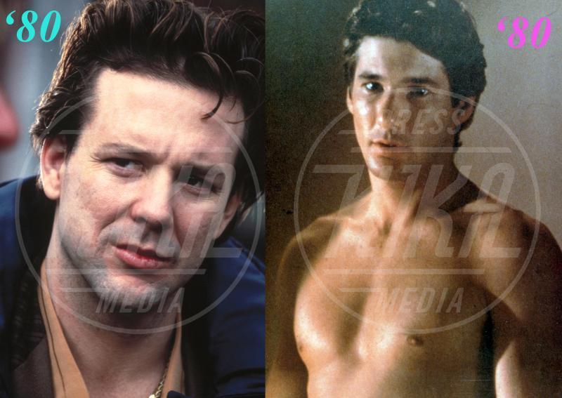 Richard Gere, Mickey Rourke - 22-11-2013 - Da Cary Grant a Robert Pattinson: 70 anni di fascino maschile
