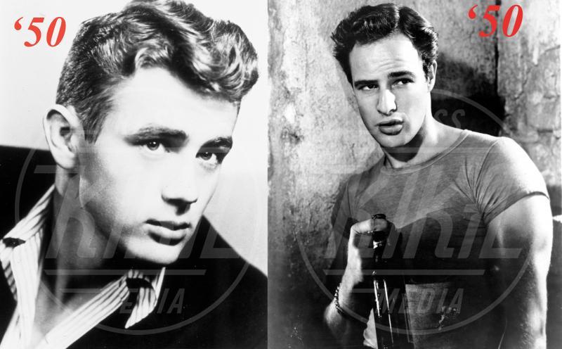 James Dean, Marlon Brando - Da Cary Grant a Robert Pattinson: 70 anni di fascino maschile