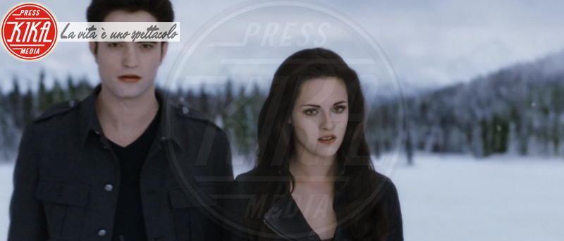 Robert Pattinson, Kristen Stewart - Twilight saga, nuovo libro, ruoli invertiti