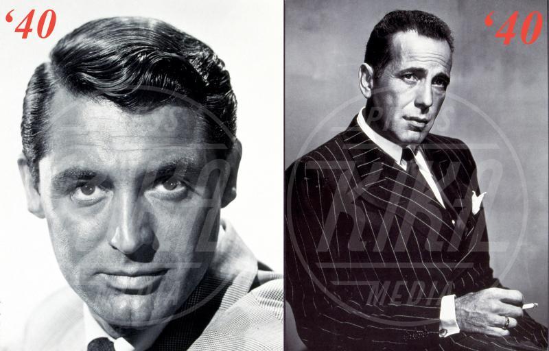 Cary Grant, Humphrey Bogart - 22-11-2013 - Da Cary Grant a Robert Pattinson: 70 anni di fascino maschile