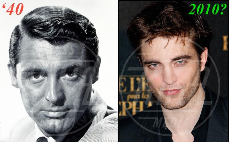 Cary Grant, Robert Pattinson - 22-11-2013 - Da Cary Grant a Robert Pattinson: 70 anni di fascino maschile