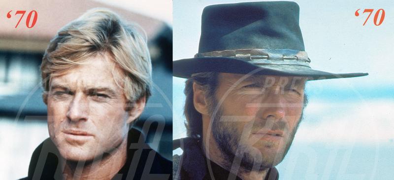 Robert Redford, Clint Eastwood - 22-11-2013 - Da Cary Grant a Robert Pattinson: 70 anni di fascino maschile