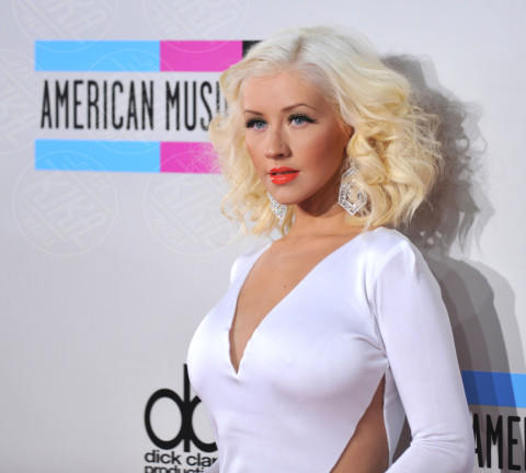 Christina Aguilera - Hollywood - 24-11-2013 - Rivelazioni piccanti: le star piu' disinibite di Hollywood