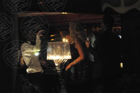 Felice, Barbara D'Urso, Valeria Marini - Milano - 25-11-2013 - D'Urso-Massa: coppia fissa al party di Carlo Pignatelli
