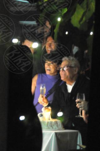 Carlo Pignatelli, Ana Laura Ribas - Milano - 25-11-2013 - D'Urso-Massa: coppia fissa al party di Carlo Pignatelli